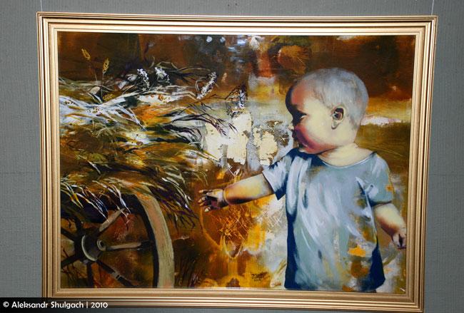 Музей спасенных ценностей - несколько работ (фото)
