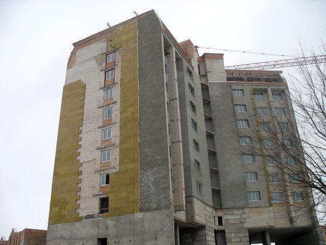 Мега-стройка Бреста (фото долгостроя на Советской)
