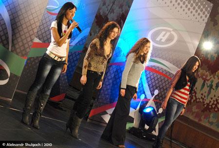 Кастинг в Бресте на конкурс «Мисс Беларусь-2010» (фото)