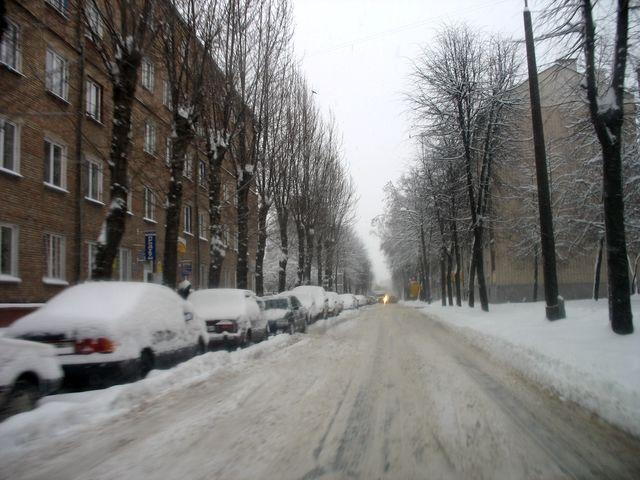Сложное утро в Бресте  (много), комментарии
