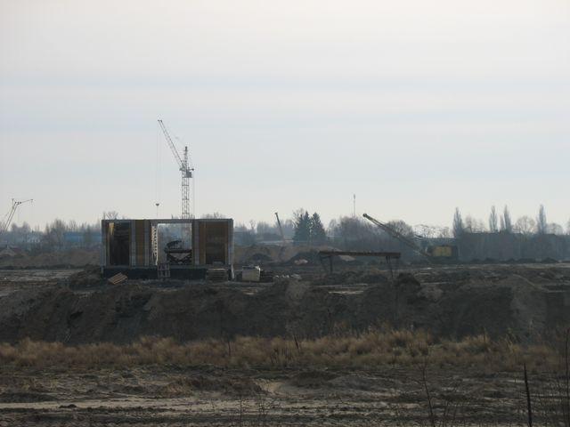 Новый микрорайон Бреста активно строится (фото)