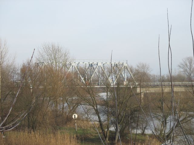 Суворовский мост - место былой славы Бреста? (фото)
