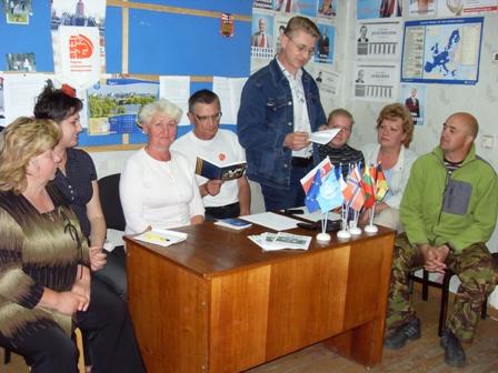 Накануне Международного Дня защиты прав ребенка по инициативе Белорусского Хельсинкского Комитета в Бресте состоялся круглый стол
