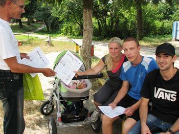 Брестские социал-демократы подали жалобу на ЖЭС-ы, и все из за чистоты