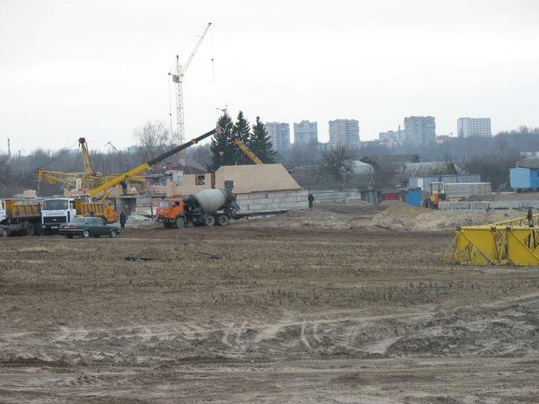 На самом высоком месте Бреста скоро вырастет новый микрорайон (фото)