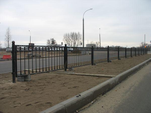 Дорога от Вульки до варшавки открыта для частного транспорта (ул. Краснознаменная) фото