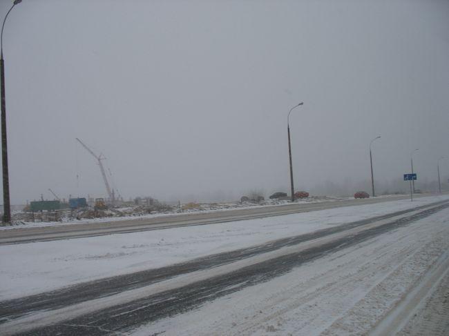 Зима в Бресте - 2 (фото)