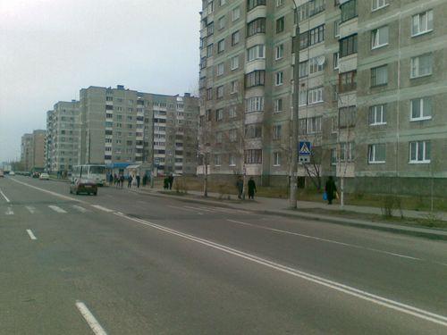 """В Бресте начали ложить """"лежачих полицейских"""" на пешеходных переходах"""