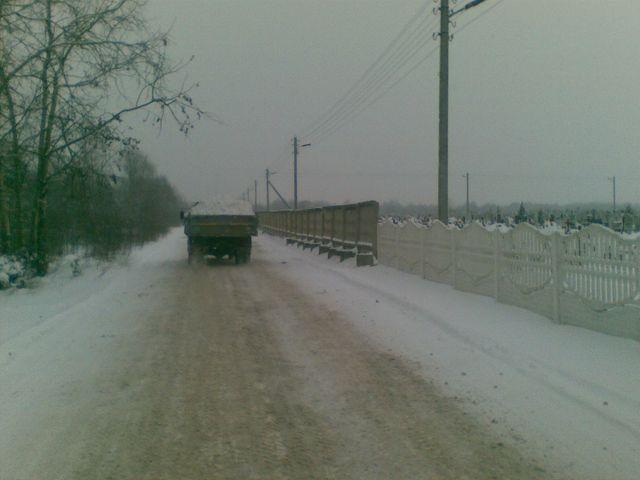 Куда девается снег с улиц Бреста? (фото)