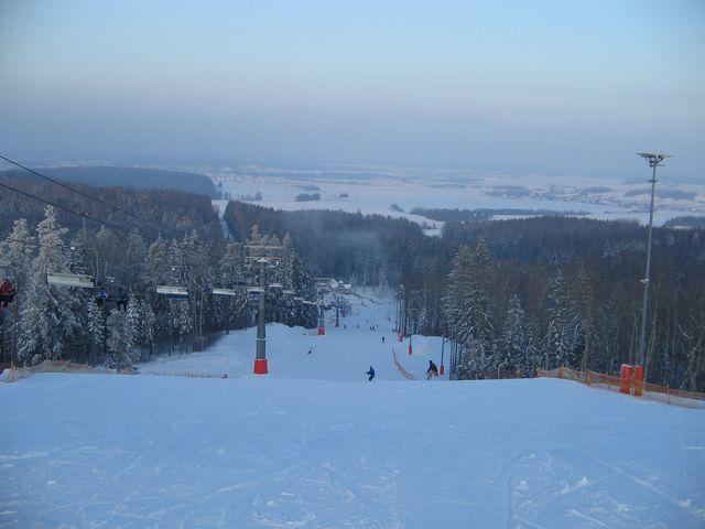 Брест - Силичи - Брест: покататься с Президентом на лыжах