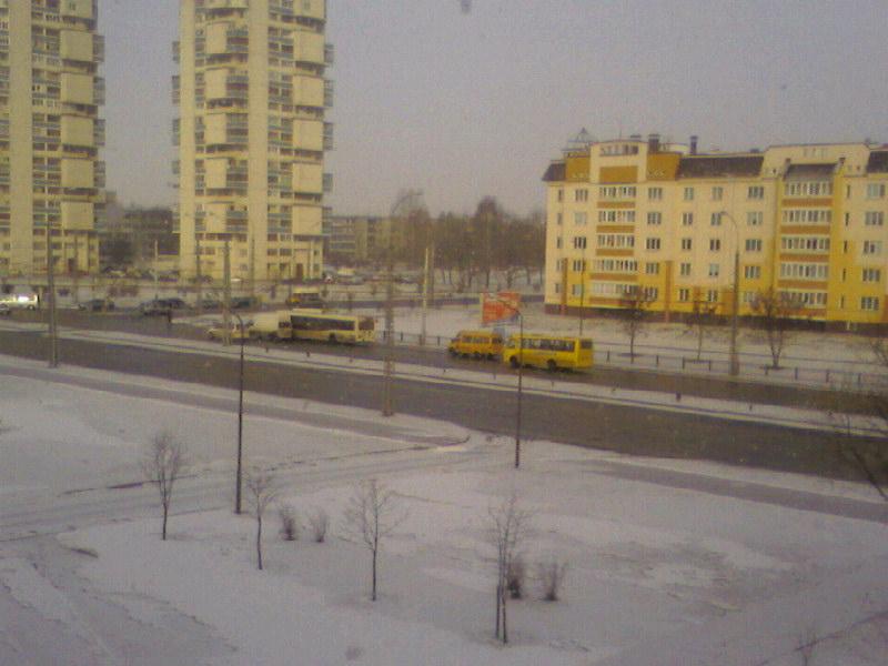 Сегодня ночью опять шёл снег...