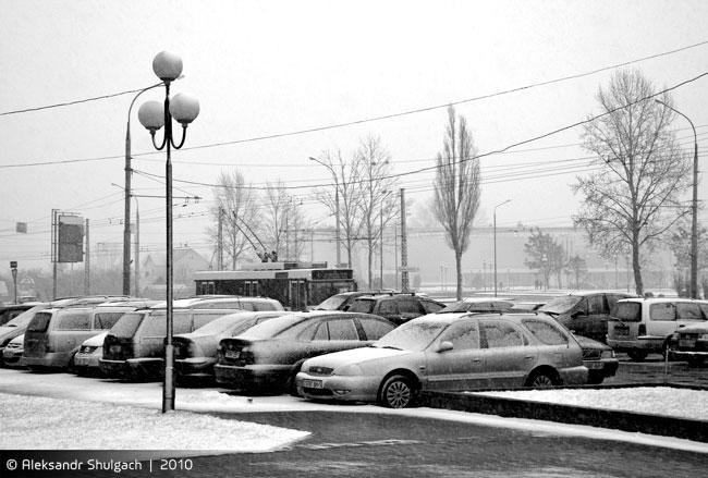 Зима прощается с Брестом?