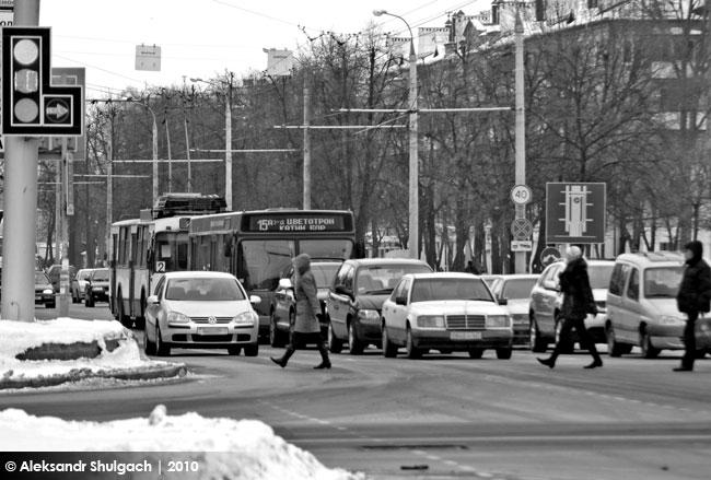 Пешком по городу - подборка фотографий с улиц Бреста