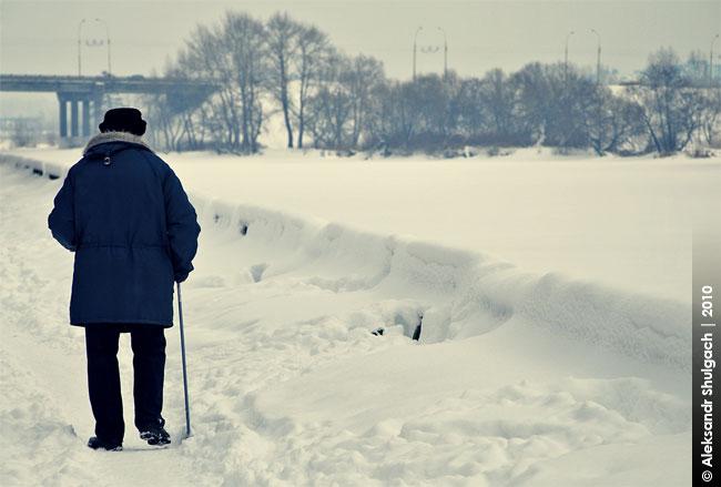 Пешком по Набережной