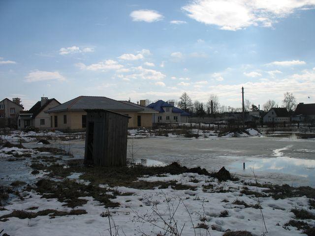 Паводок: Новые Задворцы - 1 (фото)