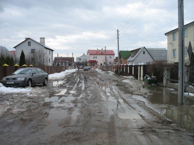 Паводок: Новые Задворцы - 2 (фото)