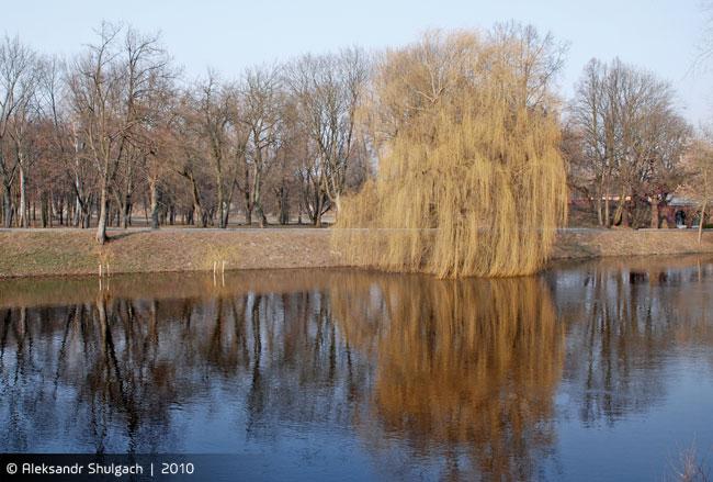 Весна. Брестская крепость. Фотообзор.