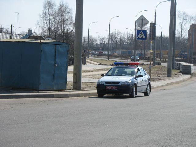 Краснознаменная - Подгородская  перекрестка