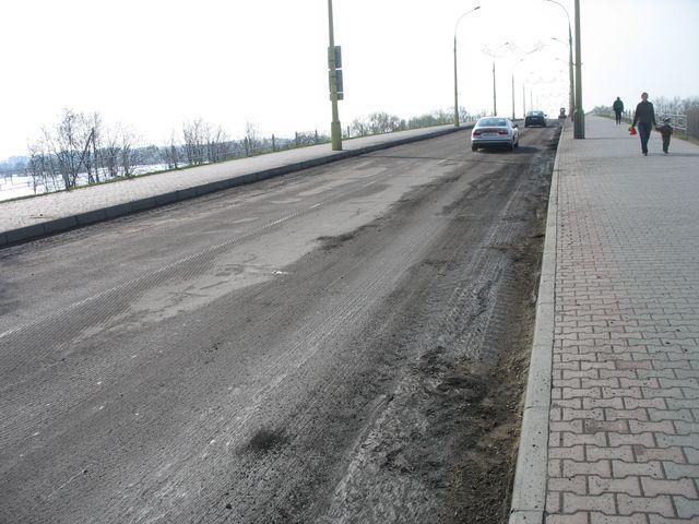 Движение по мосту Варшавка - Набережная закрыто по 12 апреля включительно