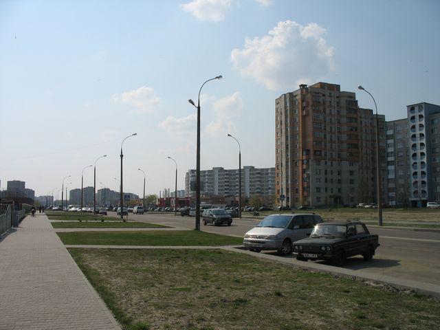Церковь на ул. Волгоградской + окрестности (фото)