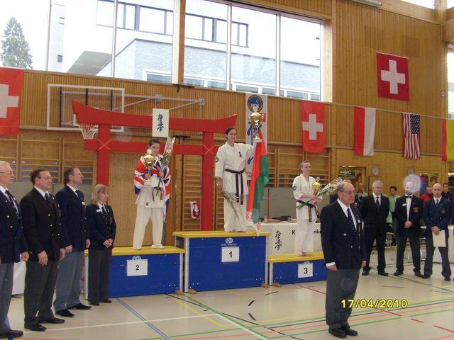 Предоставляем фотографии с III Чемпионата Мира карате кёкусинкай в г. Криенс (Швейцария) - обновлено