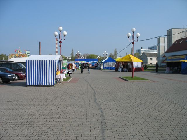 В Бресте начинает работу выставка Содружество - 2010 (фото репортаж)
