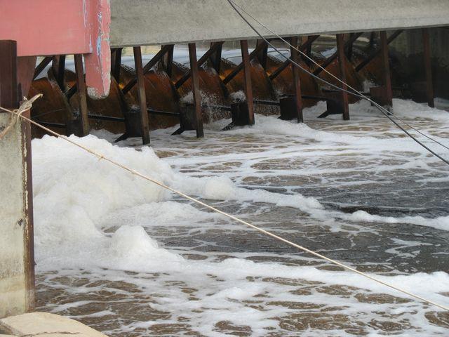 Брестский гидроузел - неизвестный Брест