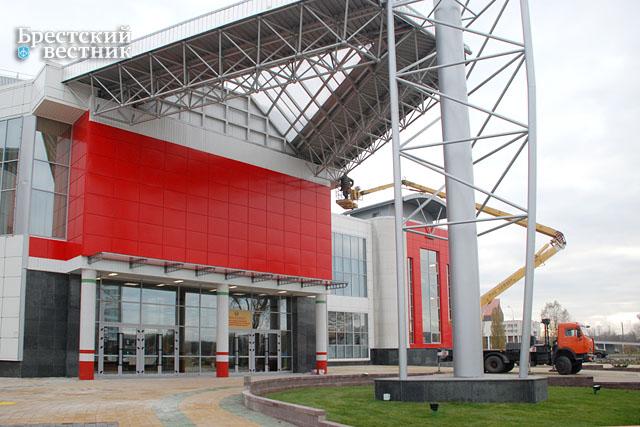 День до приезда Президента Беларуси в Брест