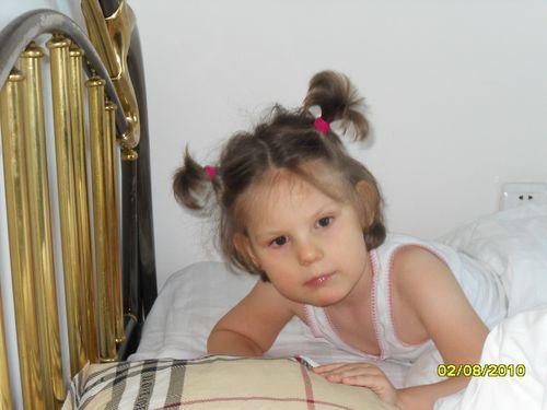 Помогите Настюше стать здоровой - ребёнку нужна Ваша помощь!