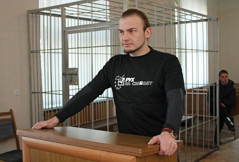 """Брестские правоохранители так и не смогли доказать вину активиста движения """"За Свободу"""" Константина Турченяка"""