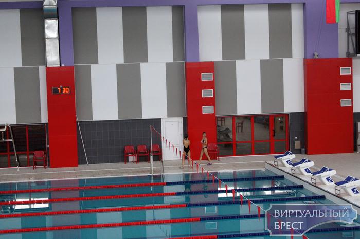 Дворец водных видов спорта - красота для людей (виртуальная экскурсия)