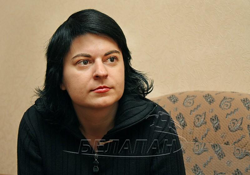 Брестские журналисты навестили в Кобрине Наталью Радину