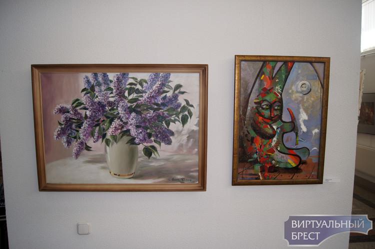 """Выставка """"Признание в любви"""" открылась сегодня в Бресте"""