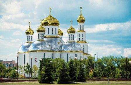 Храм -- символ обновления тысячелетнего Бреста