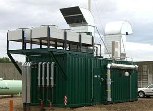 ЖКХ Брестской области планирует ввести в эксплуатацию в 2011 году 4 когенерационные установки