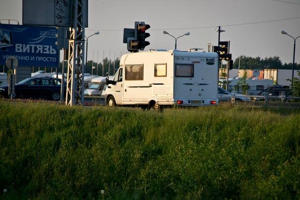 Авария на Гребном - один из участников вчера был замечен за злостным нарушением ПДД (обновлено)