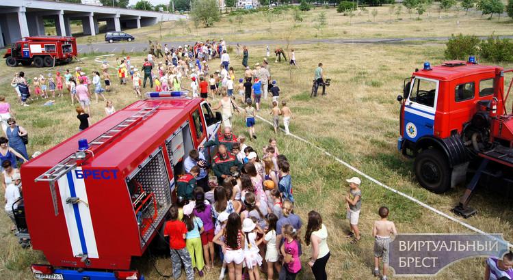 В Брестском районе будет проходить республиканская акция «В центре внимания — дети!»