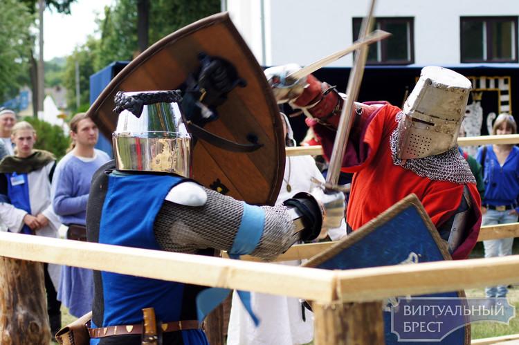 Средневековый лагерь на одну ночь появится на месте Берестья
