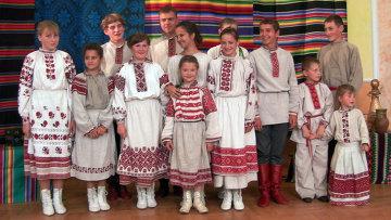 Театрализованное представление устроили в Бресте на Ивана Купалу