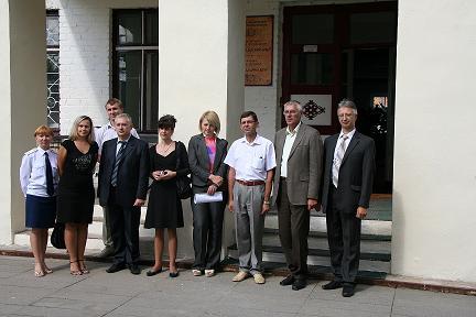 Брестские юристы и судьи посетили Бытенский детский дом Ивацевичского района