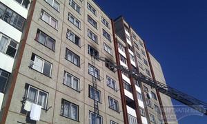Утром на ул. Московской произошёл пожар
