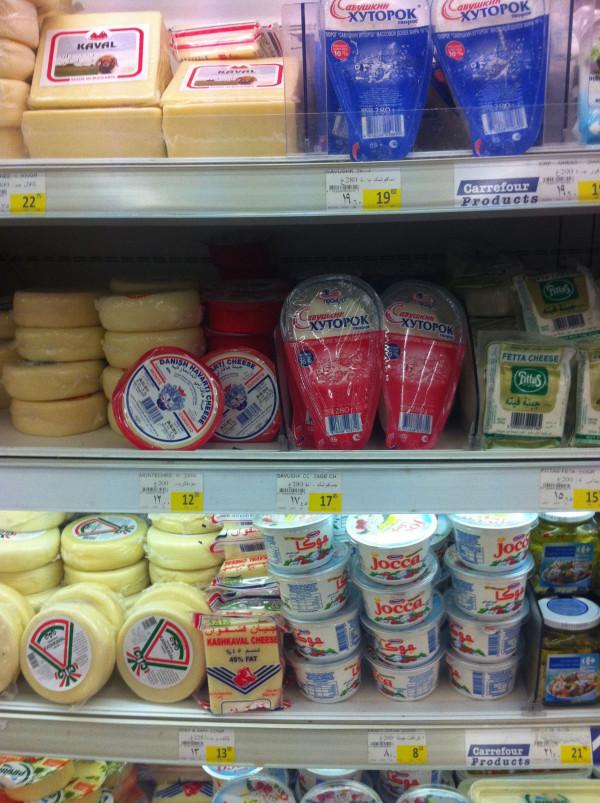 """""""Савушкин продукт"""" увеличил долю экспорта в общем объеме производства до 52,6%, а его продукция встречается даже в ОАЭ"""
