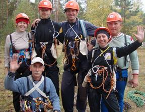 ХХII туристский слет работников учреждений образования области прошёл в Ивацевичах