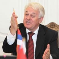 Посол Сербии в Беларуси встретился с руководством области