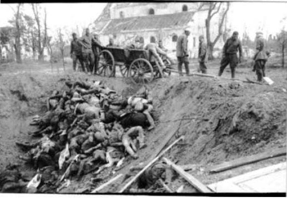 Как нашли останки на строительстве моста, ведущего в Брестскую крепость