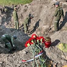 В Брестской крепости найдены останки 58 воинов, раскопки завершены...