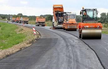 """Завершено строительство обходной автодороги вокруг нацпарка """"Беловежская пуща"""", официальный ввод - 7 ноября 2011 г."""