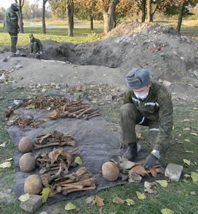 Останки воинов, обнаруженных в Брестской крепости, перезахоронят 9 ноября
