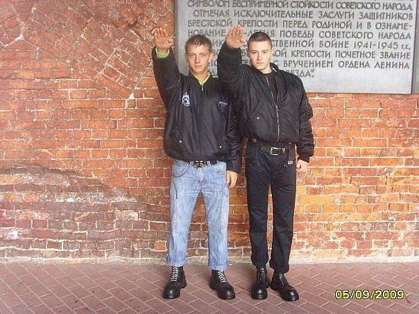 Фашизм сегодня!: В Брестской крепости. Это вызов всем нам.