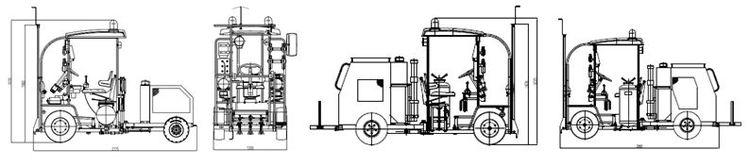 Производитель оборудования и материалов для дорожной разметки СТиМ объявляет конкурс на создание нового дизайна своих машин